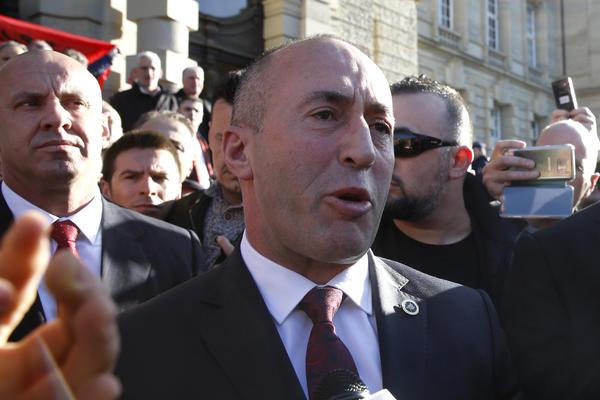 Ramuš Haradinaj priznao da je bio navijač jednog od beogradskih Večitih! (FOTO)