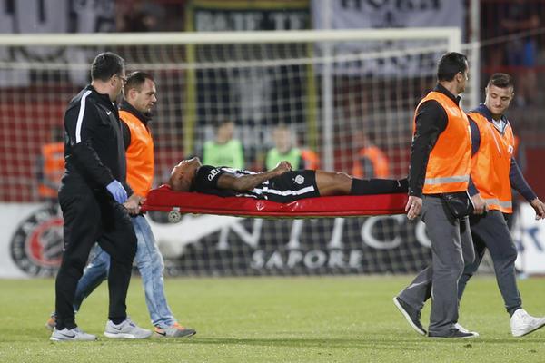 MOGAO SI NOGU DA MU SLOMIŠ! Žena Evertona Luiza izgrmela na Filipa Malbašića! (FOTO)