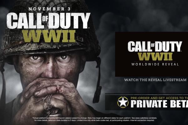 Call of Duty: WWII zvanično: Svi detalji o igrici koju smo jedva čekali! (FOTO) (VIDEO)