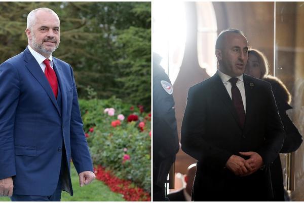 RAMA PROVOCIRA: Ponosan sam na OVK, Haradinaj je pobednik!