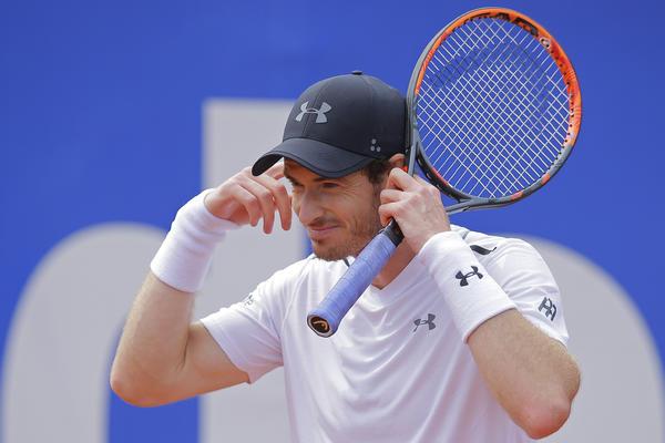 Endi, nikada nećeš biti kao Novak, Rodžer i Rafa!