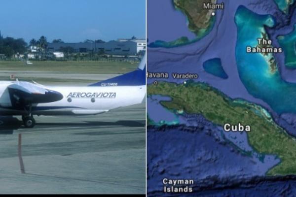 STRAVIČNA NESREĆA: Srušio se putnički avion na Kubi, nema preživelih!