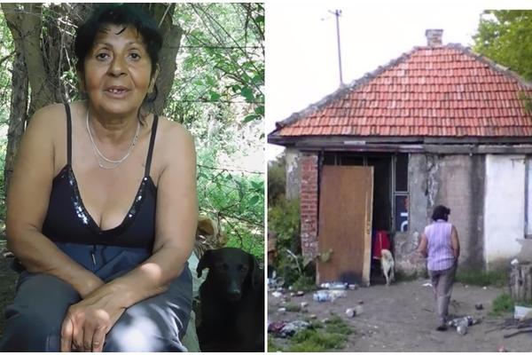 Muž je zlostavljao, muči se 30 godina, živi bez struje, vode i hrane, u kući bez prozora i vrata: Jagodina priča je tužna da tužnija ne može biti (VIDEO)