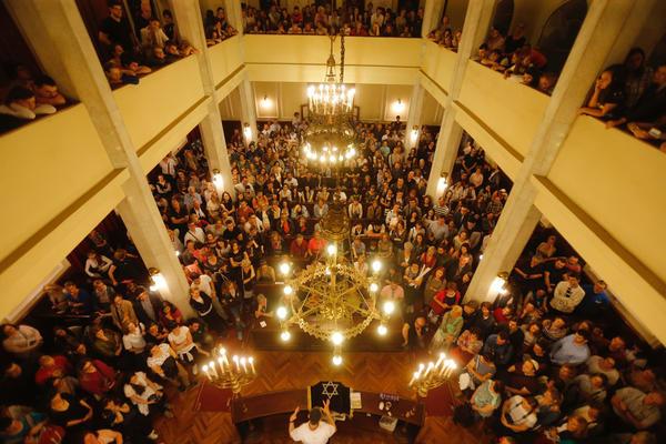BEOGRAD OVE SUBOTE NIJE SPAVAO: Održana 14. Noć muzeja (FOTO)