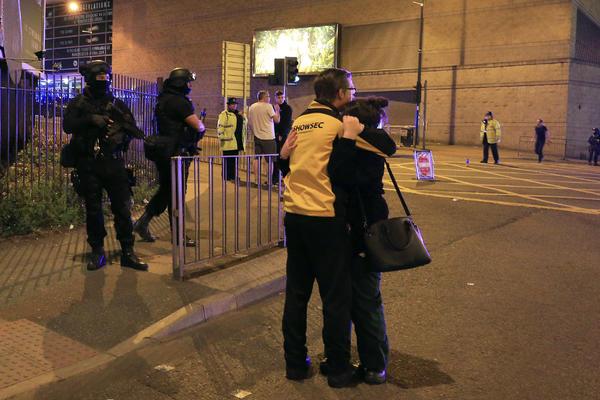 MOGAO JE DA SE NASLUTI STRAVIČAN POKOLJ: Terorista koji je usmrtio 22 ljudi na ulici ranije uzvikivao islamske molitve