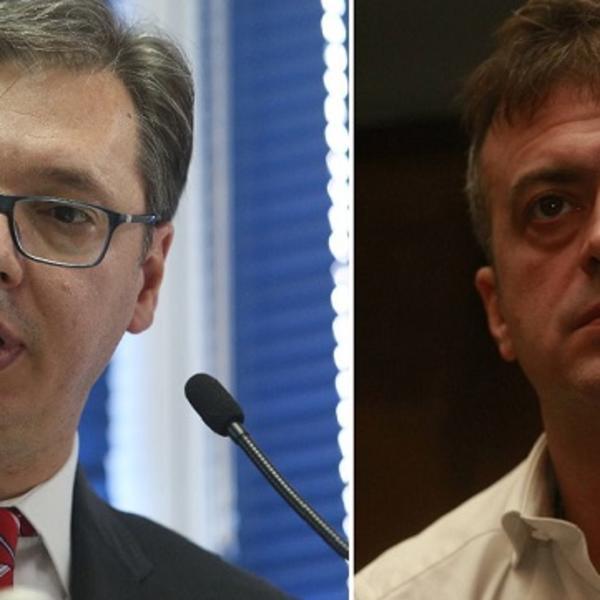 MOGU LI DA BUDEM GUVERNER, NISAM DUGO BIO NA FUNKCIJI? Sergejevo pitanje Vučiću je hit dana! (FOTO)