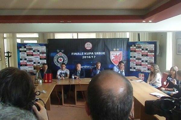 Nikolić saopštio sjajne vesti za Grobare pred finale Kupa, a Đurovskom je iz jednog razloga žao što se ne igra na Marakani! (VIDEO)