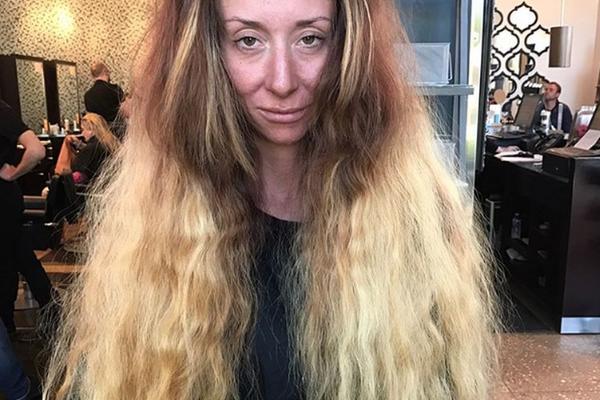 Картинки по запросу transformação cabelo