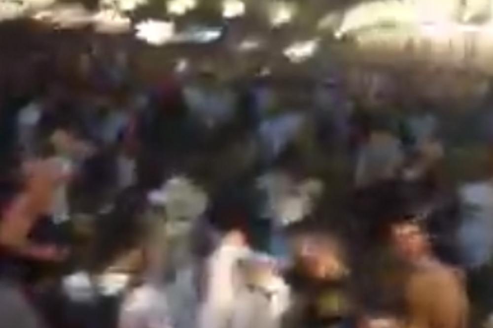 Dve eksplozije, krici, pa stampedo! Otkriveno je šta se zapravo desilo u Torinu! (VIDEO)