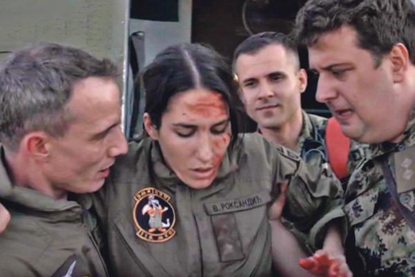 RANJENA SA NEKOLIKO HITACA U LEVU NOGU! Jelisaveta Orašanin preživela teroristički napad...ona je kao RAMBO! (FOTO)