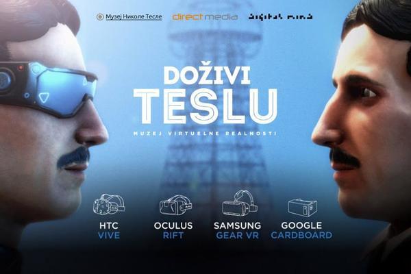 """Doživi Teslu"" otvara Expo 2017 u Astani!"