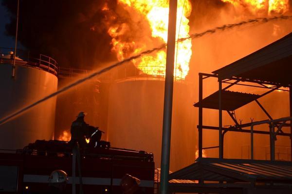 HAOS U LUČANIMA! Požar kod vagona za raketna goriva, povređeni radnici!