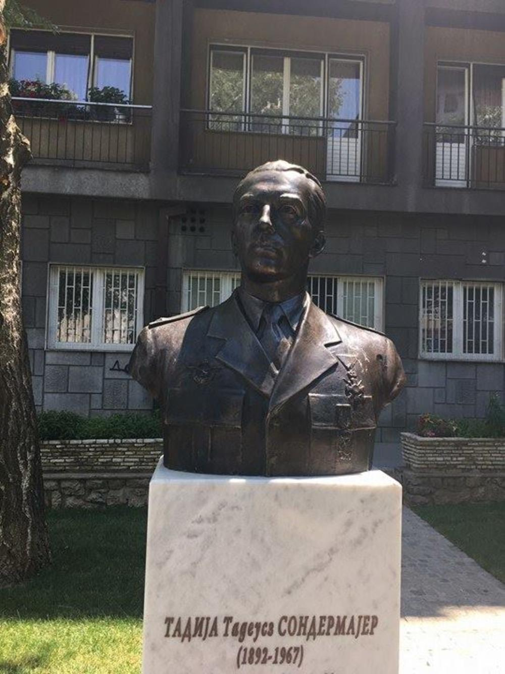 КАКВА БРУКА! Српској легенди погрешили име на споменику, а потом га и погрешног ОСВЕШТАЛИ! (фото) 5