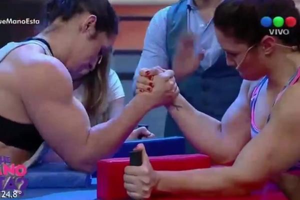 Puče ruka pred milionskom publikom! Ovaj snimak dokazuje da žene nisu slabiji pol! (VIDEO)