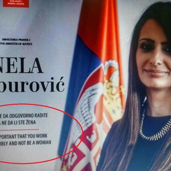 GAF GODINE: Ministarku pravde Nelu Kuburović Gugl translejt obrukao za sva vremena! (FOTO)