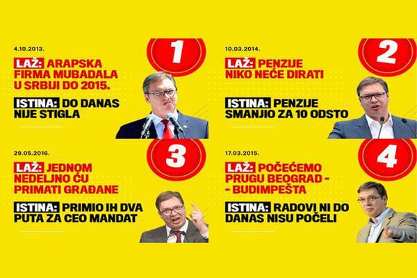 FABRIKA ČIPOVA U SRBIJI, PENZIJE NIKO NE SME DA DIRA... KOJA JE NAJVEĆA VUČIĆEVA LAŽ? Vi birate, glasanje je počelo!