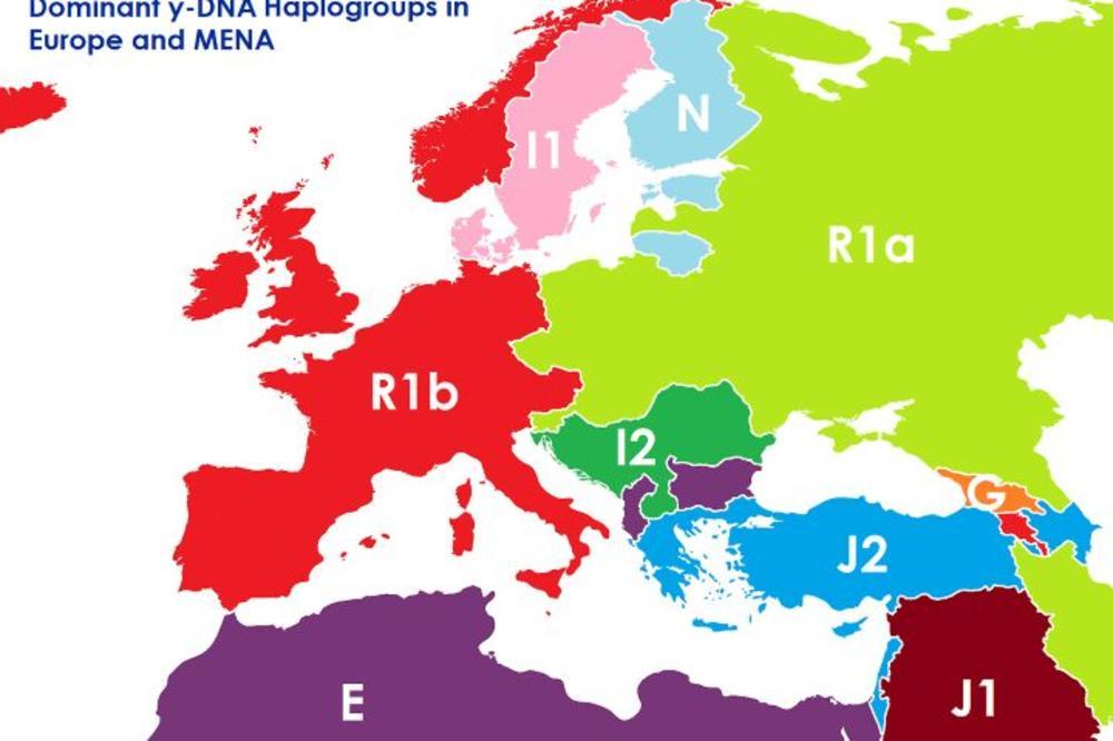 Evo Ko Su Nam Prava Braca Ovako Bi Izgledale Granice Evrope Da
