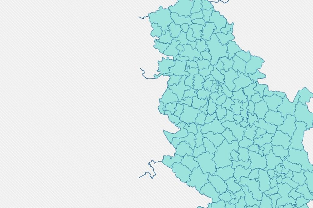 Mapa Politickih Preletaca Srbije U Ovim Opstinama Najcesce