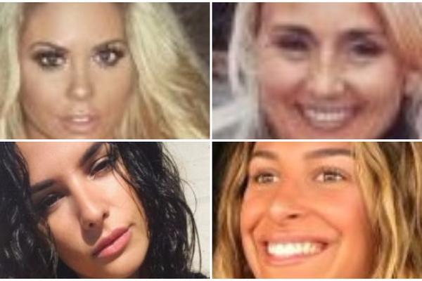 KOJA VAM JE NAJLEPŠA? ONE SU DIVNE I BOGATE, one su ćerke slavnih fudbalera (FOTO)