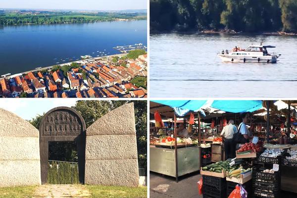 UPOZNAJTE DUNAV I ĐERAM PIJACU: Prošetali smo pored obale velikog plavog Dunava i zavirili u istoriju Đeram pijace (VIDEO)