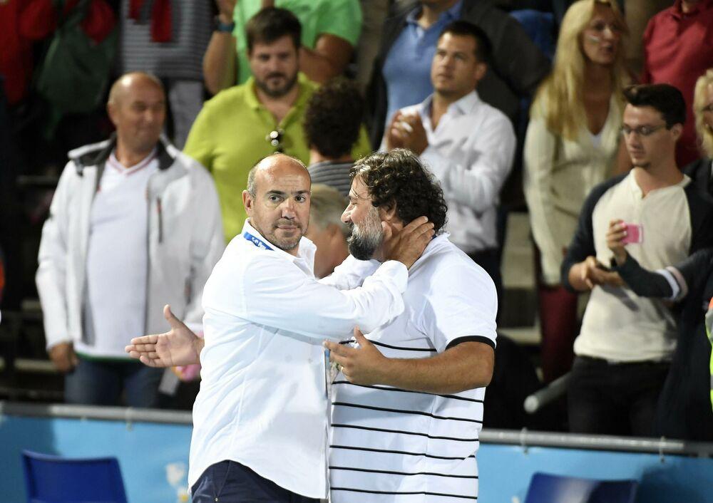 Pre utakmice rivali, a posle prijatelji: Tucak i Savić