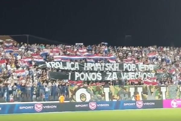 I TO JE NJIMA PONOS ZA VEČNOST? Srbi im pisali istoriju klubova, a oni se diče njihovim proterivanjem u Oluji?! (VIDEO)