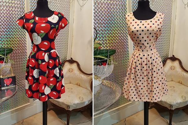 ZA SVE DAME KOJE ŽELE DA SE ISTAKNU: Majice i haljine specijalnih dezena, čekaju na vas!