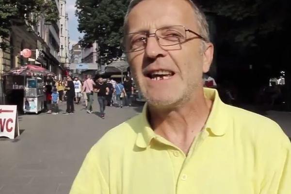 OTIŠAO JE U SARAJEVO I PITAO LJUDE NEŠTO ŠTO SE TAMO NE PITA: Evo kako su reagovali LJUTITI BOSANCI! (VIDEO)