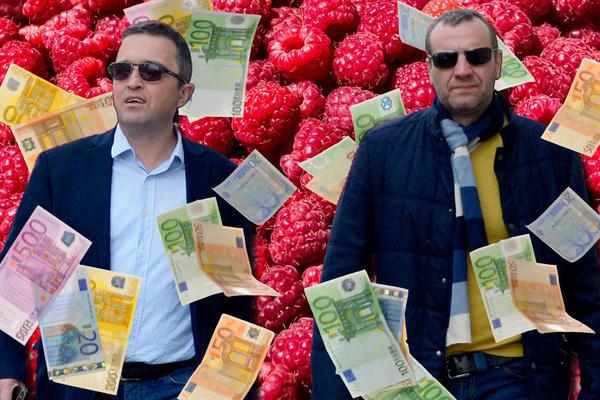 DRŽAVA IM UPLATILA 6 MILIONA DINARA? Uredniku i direktoru Informera legle pare na račun firme! (FOTO)