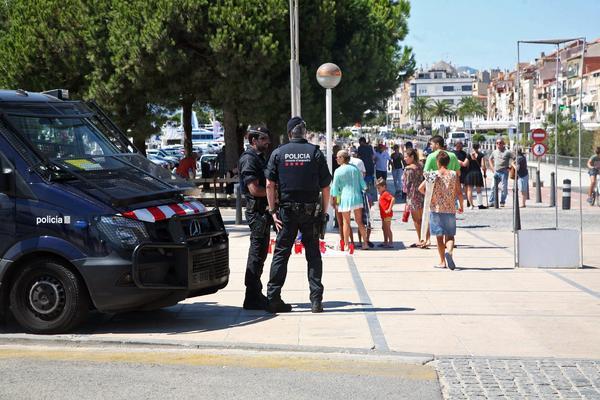 OPET PANIKA U BARSELONI: Evakuisano šetalište smrti!
