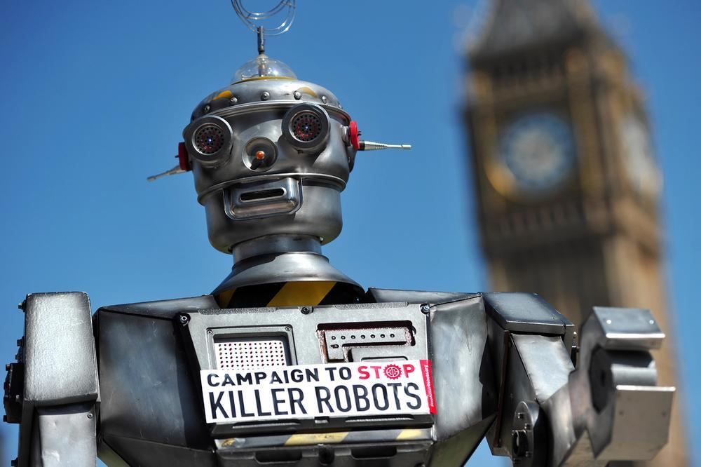 """POSLATO PISMO UN: Stručnjaci upozorili na opasnost od """"robota-ubica""""!"""
