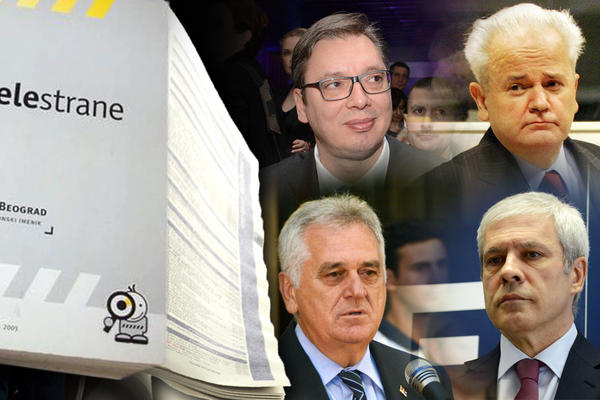 Kako živiš u Srbiji kad se zoveš Sloba Milošević, Aleksandar Vučić, Toma Nikolić! PRIČE OVIH ANONIMUSA SU HIT