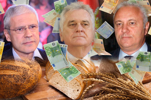 OBEĆANJE (LUDOM) SRBINU RADOVANJE: Hleb za tri dinara i druge NAJVEĆE laži koje smo progutali! (VIDEO)