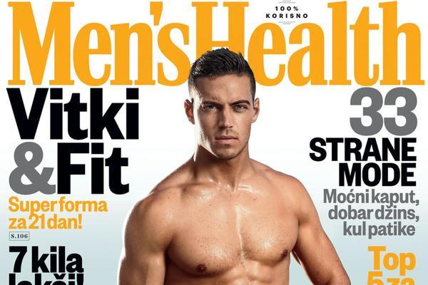 BASKET SPECIJAL: Novi Men's Health je u prodaji!