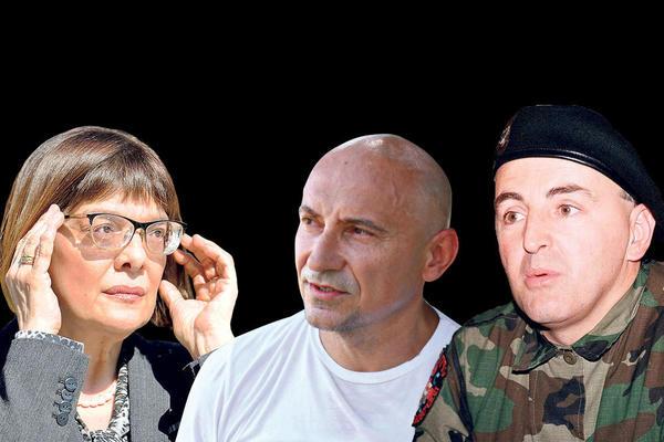 VEZA MAJE GOJKOVIĆ SA ARKANOVIM UBICAMA: Gagi otkriva neverovatne detalje skrivanja!