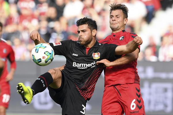 4 gola u Leverkuzenu, ali bez pobednika! Borusija lagano slavila u Bremenu! (FOTO) (VIDEO)