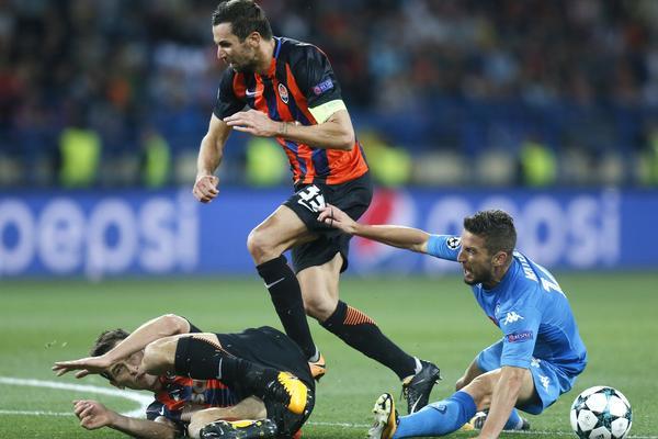 UEFA se oglasila povodom tvrdnji da je Dario Srna pao na doping testu! (FOTO) (VIDEO)
