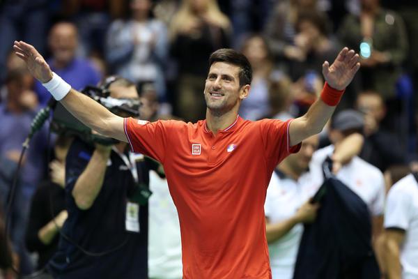 Kad on kaže! Novak dobio jaku poruku od svog idola iz detinjstva! (FOTO)
