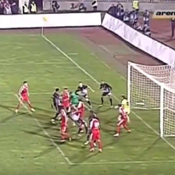 Sprema li se novi rat Večitih?! Da li je izjednačujući gol Partizana u 96. minutu regularan? (VIDEO)