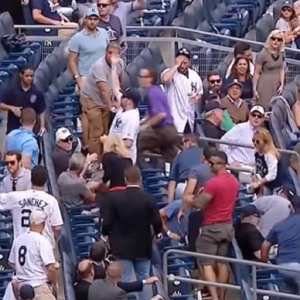 Plač, molitva, jecaji! Za dlaku je izbegnuta jedna od najvećih sportskih tragedija ikad! (UZNEMIRUJUĆI VIDEO)