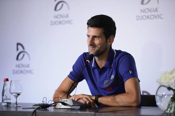 Novakovi fanovi osetili dim, a tu je zaista bilo i vatre! NOVAK NAŠAO TRENERA KOG JE TRAŽIO?! Jedna potvrda je stigla!
