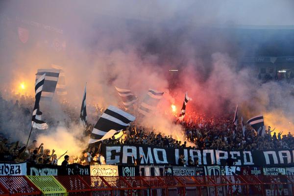 UEFA UPALILA CRVENI ALARM U HUMSKOJ: Partizan neće moći da igra Evropu ako ovi uslovi ne budu ispunjeni! (FOTO) (VIDEO)