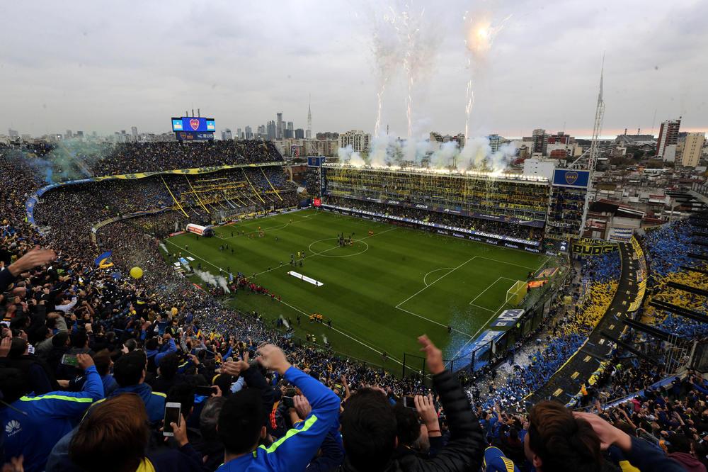 PITANJE TRENUTKA JE KAD SE MOŽE DESITI KATASTROFA: Legendarni stadion Boke svakog momenta može da se sruši, hitno mora nešto da se preduzme! (VIDEO)