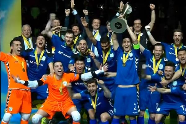 SPEKTAKL U KRAGUJEVCU: Liga šampiona stiže u halu Jezero, Srbija će videti drugi tim Evrope! (FOTO) (VIDEO)