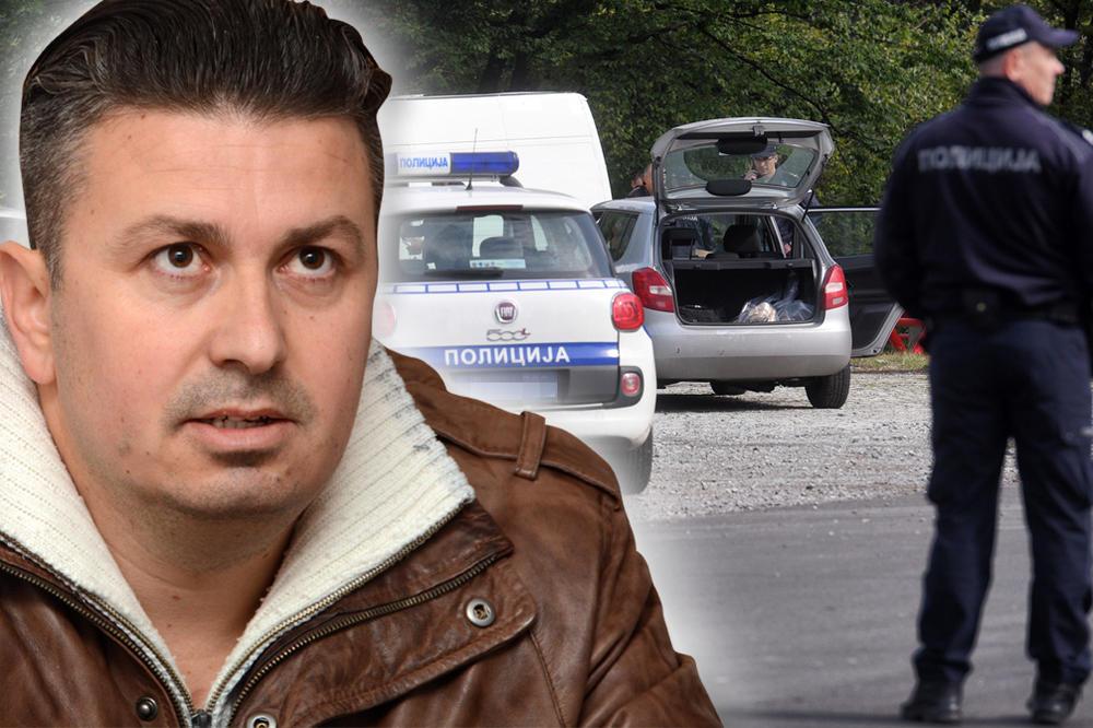 UBISTVO FAHRUDINA SKAREPA JE NAREDIO NAČELNIK POLICIJE KOJI JE BIO U AUTU! Naser Bakić o pucnjima koji su potresli Srbiju! (VIDEO)