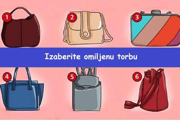 Najveća ljubav svake žene! Šta o njoj govori njena torbica? (FOTO)