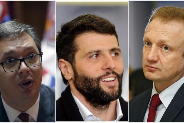 MRTVA TRKA U BEOGRADU - SNS 33%, ĐILASOVA KOALICIJA 27%, SLEDI ŠAPIĆ SA 16%: Da li je ovo najava zemljotresa u srpskoj politici?