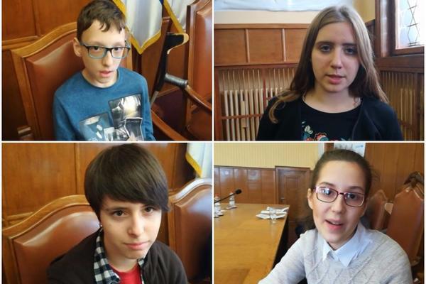 NJIMA DANAS POLAŽU RAČUNE SRPSKI POLITIČARI: Luka, Teodora, Natalija i Olga imaju spremna pitanja za njih! (VIDEO)