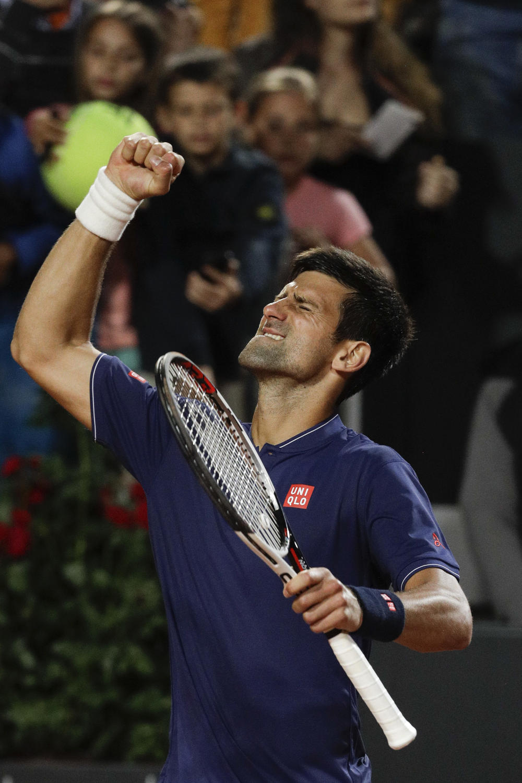 Novak Okovi E Biti Najbolji Teniser Sveta Na Kraju 2018 Godine Ratu Tenis Foto Ap