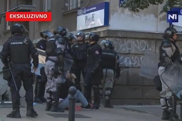 SUD REKAO SVOJE! Osuđeni žandarmi za prebijanje Andreja Vučića i Predraga Malog (VIDEO)